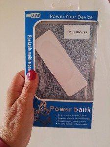 Power Bank iProtect