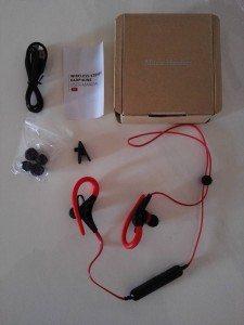 Cuffie Bluetooth della GRDE